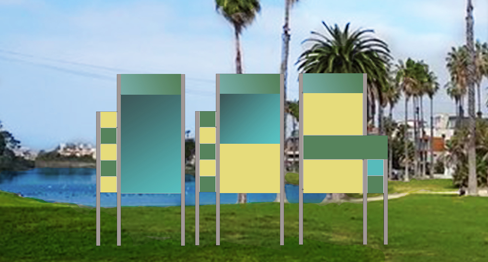 "Gala Porras-Kim, ""Suppliment to Ballona Discovery Park Informative Signs."" 
