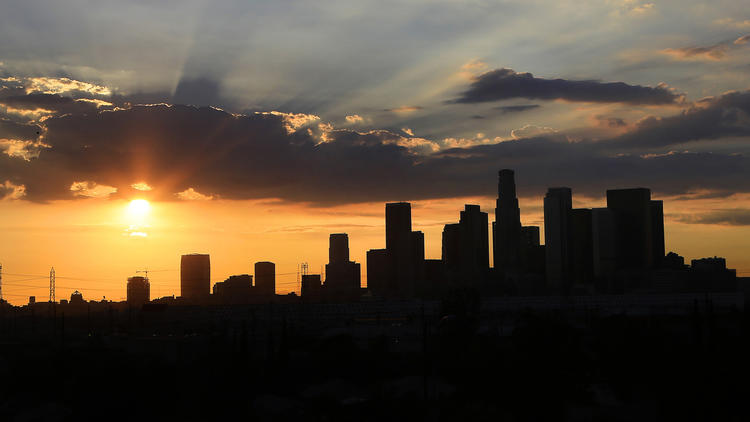 Downtown L.A. (Los Angeles Times)