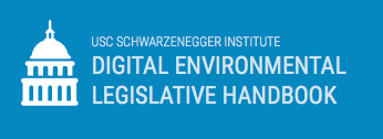 Digital Environment Legislative Handbook