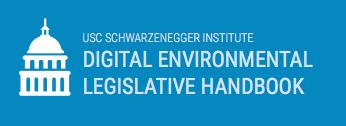 Digital Environment Legislative Handbook