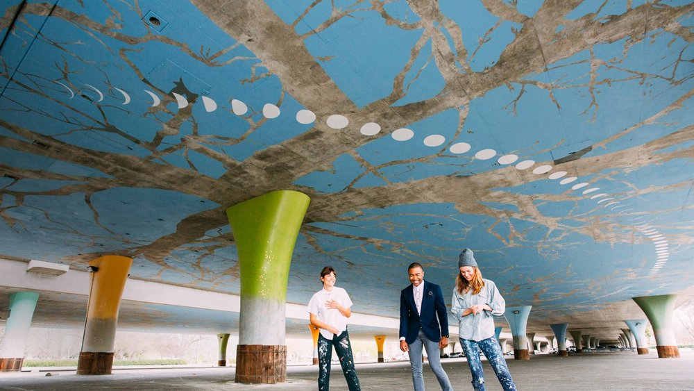 Bright Underbelly, Sacramento Viaduct 2016