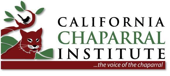 California Chaparral Institute