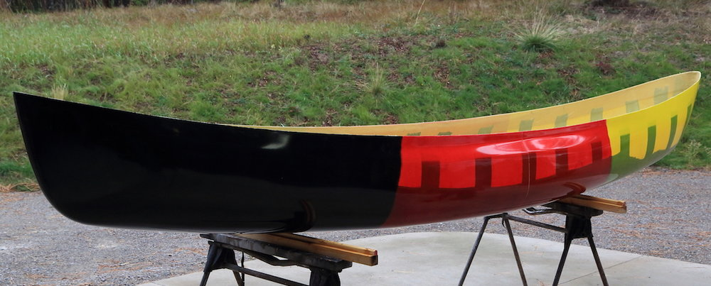 MT Canoes SS (Caption) Fresh Out of the Mold