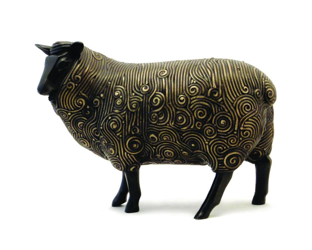 Curly Ewe