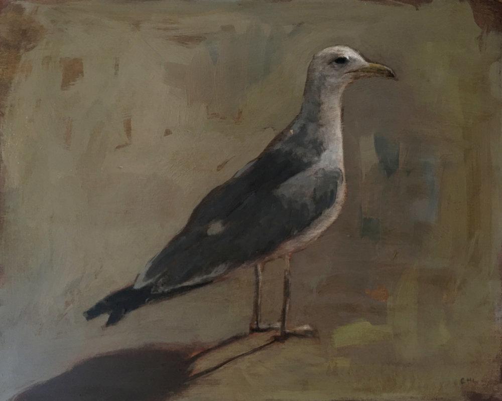 Standing Bird #10