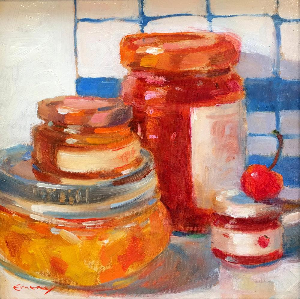 Jam & Jars