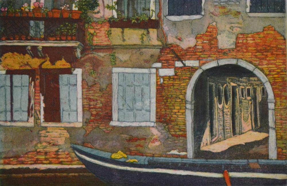 Euro Routes IV: Passageway (Venice)
