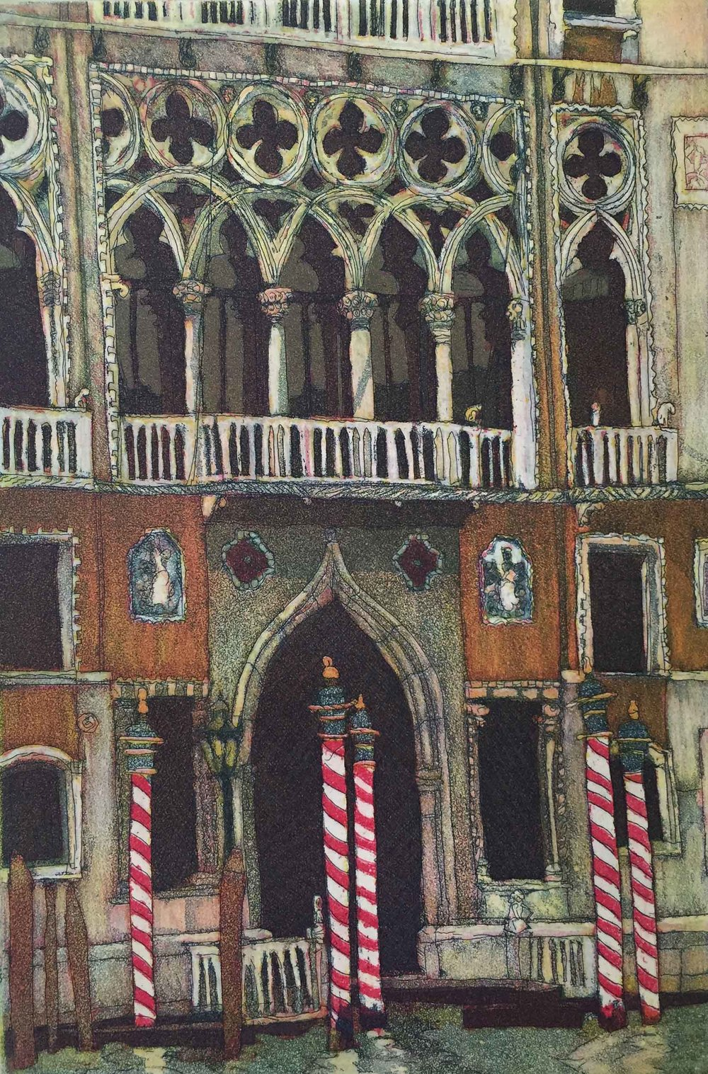 Euro Routes III: Palace (Venice)
