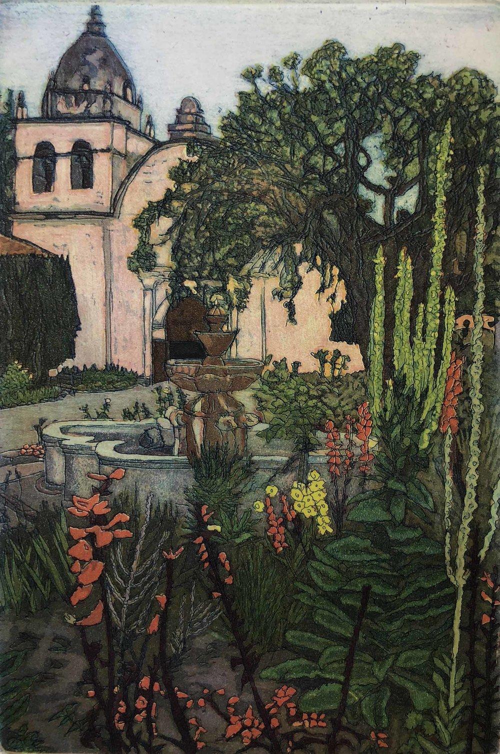 Landmark 1: Mission Garden