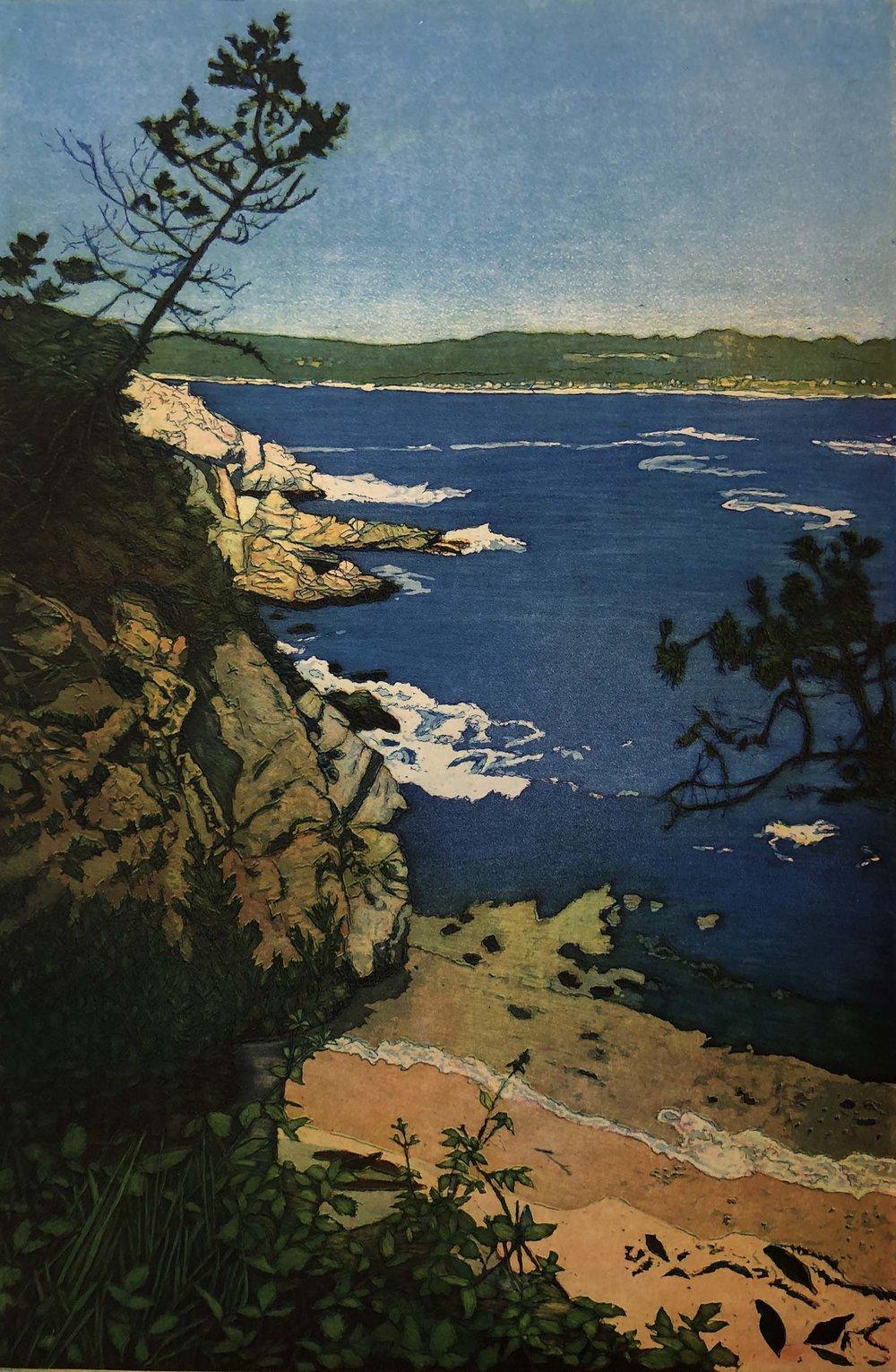 Landmark VI: Cove at Pt. Lobos