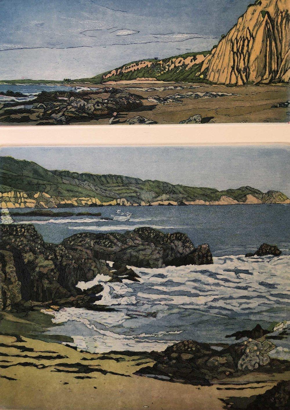 Coast Walk IV: Pt. Reyes National Seashore