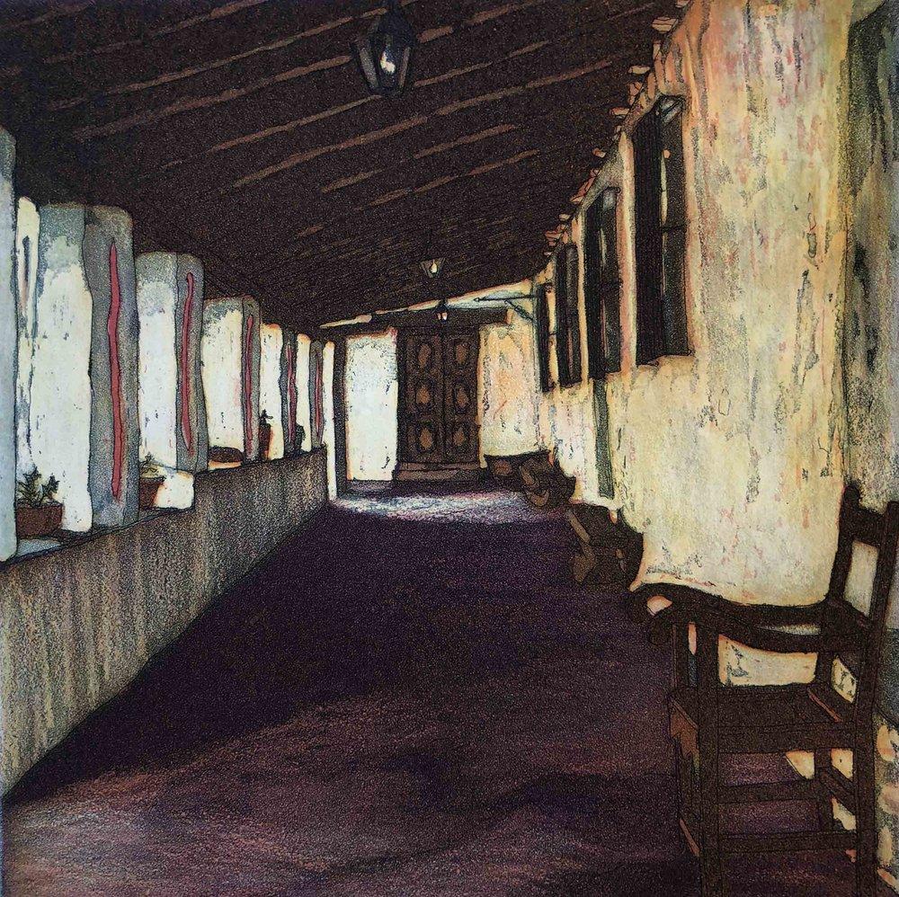 Carmel Mission (The Porch)