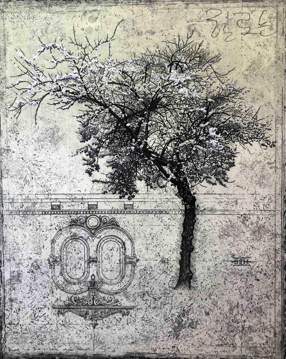 Plum Tree III