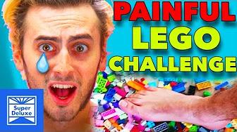 Painful Lego Challenge