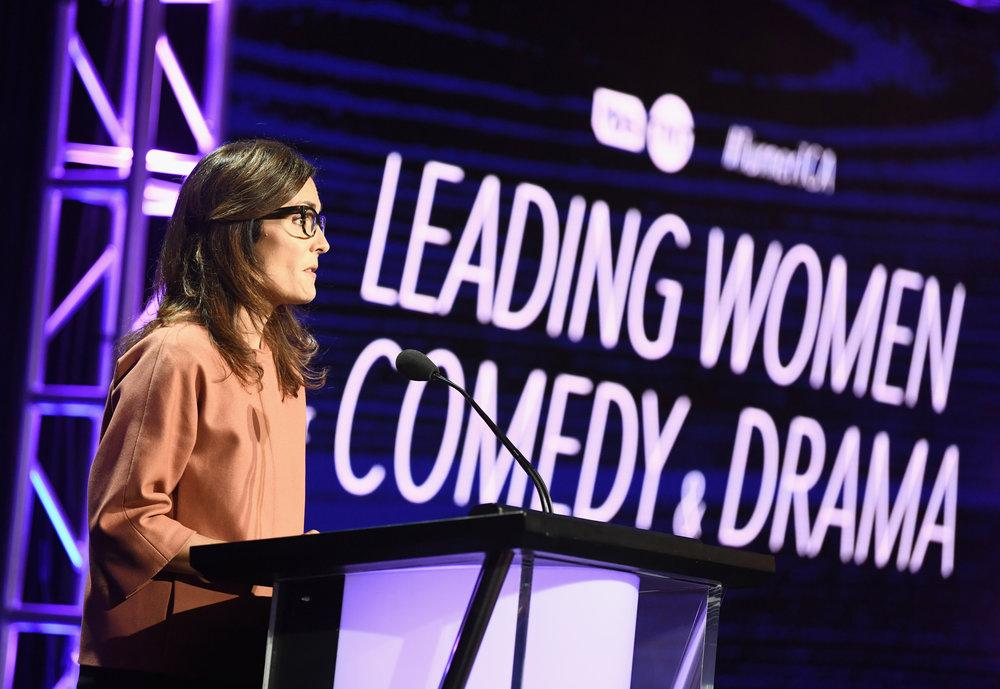 Sarah Aubrey, EVP of TNT Original Programming