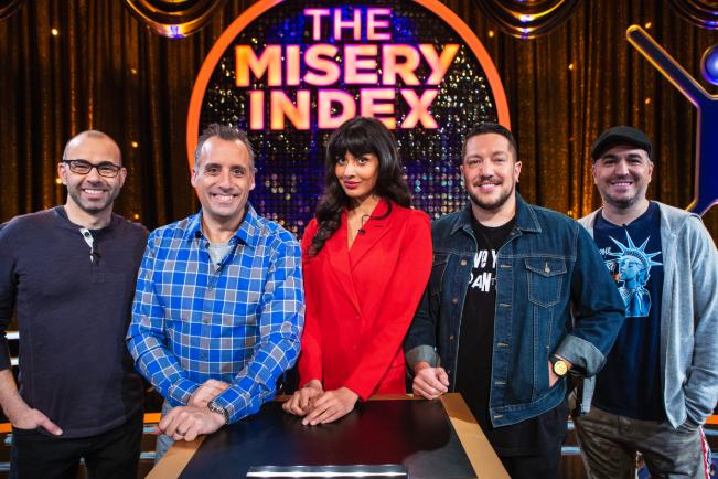 TBS' The Misery Index