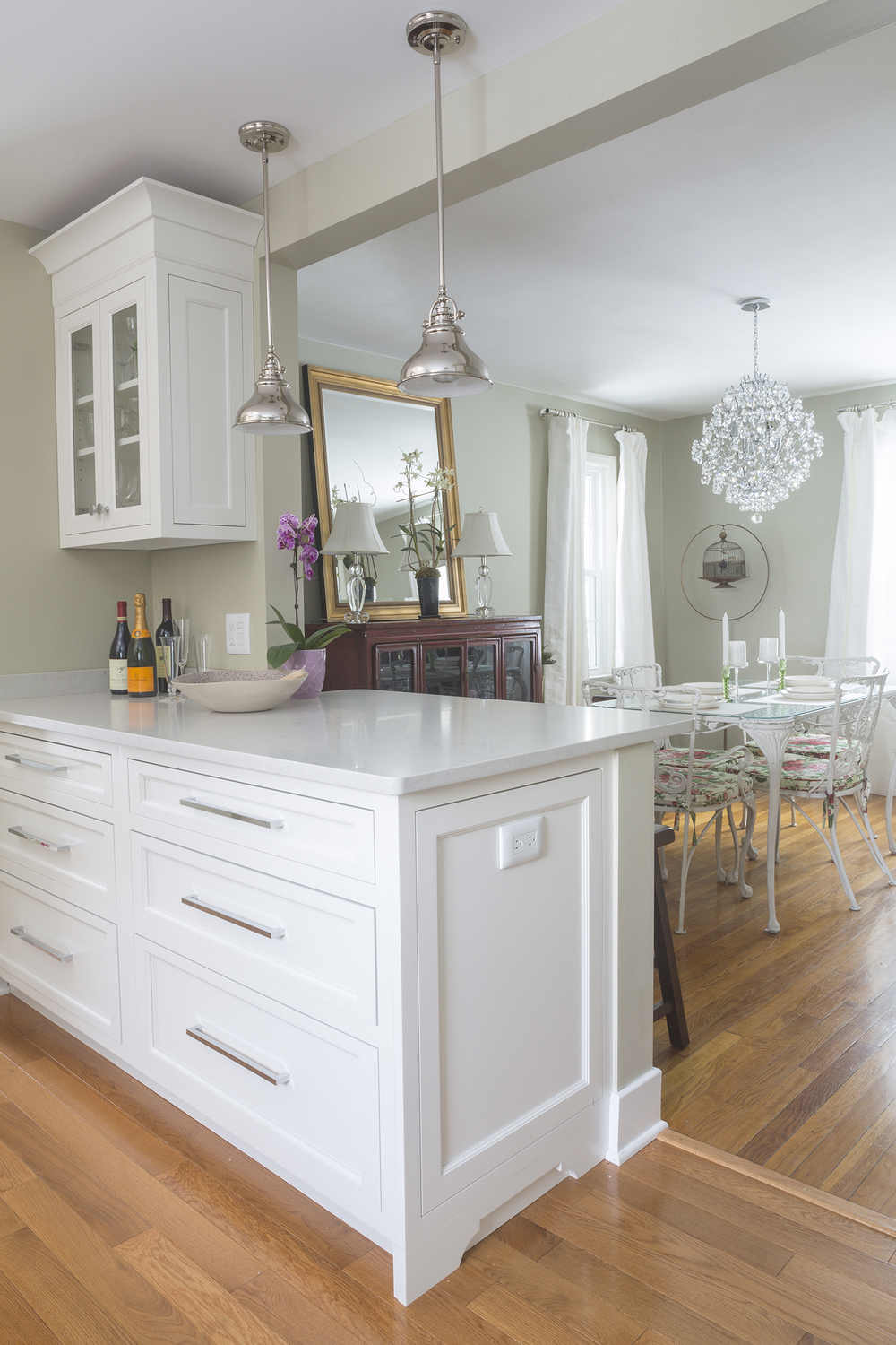 Classic Ivory Kitchen
