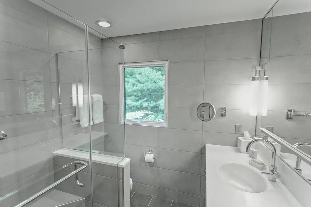 monochromatic-bath-window.jpg & Monochromatic Modern Bath \u2014 Bright Ideas by Martinec