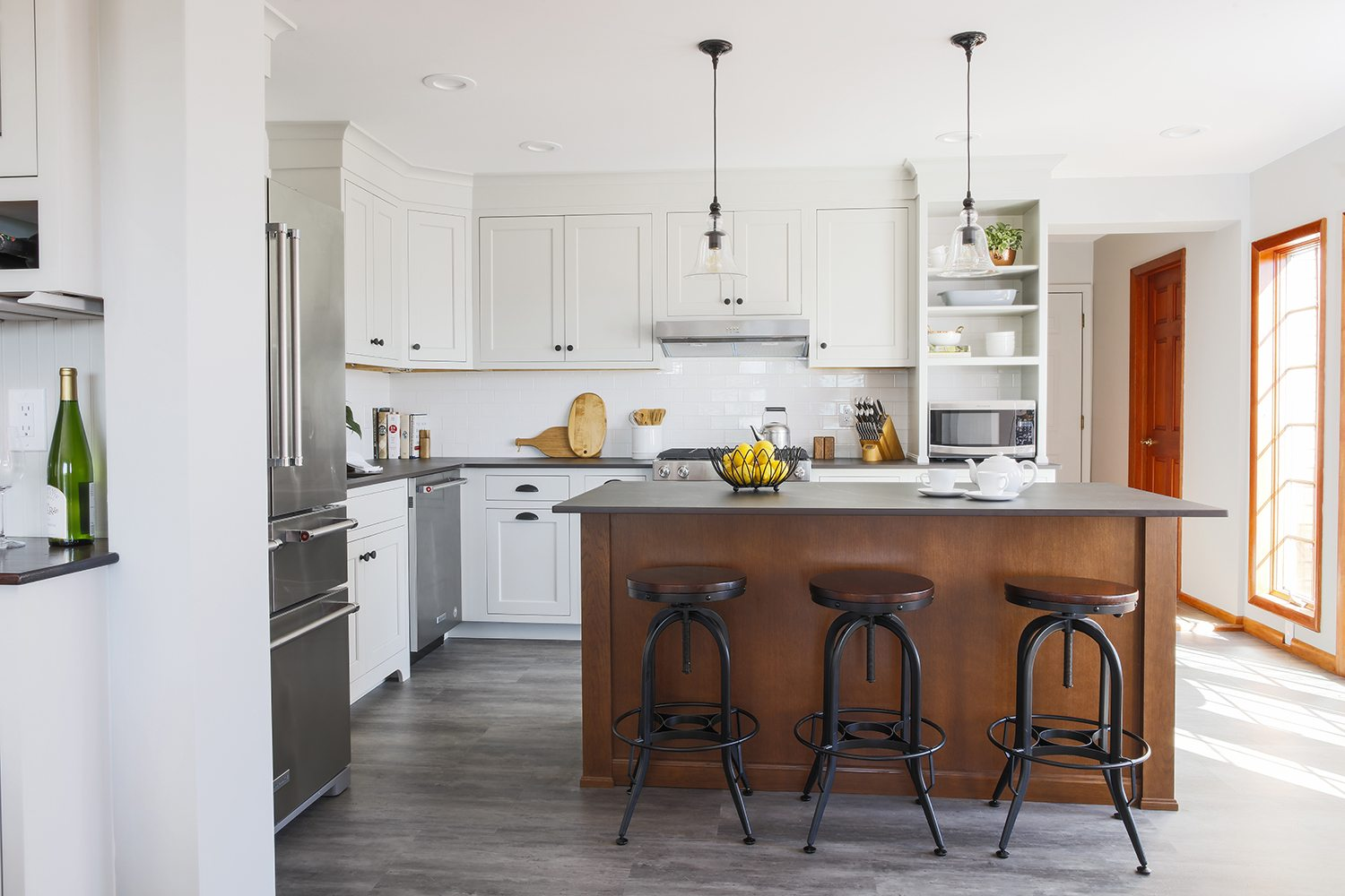 Natural Elements Kitchen — Bright Ideas by Martinec
