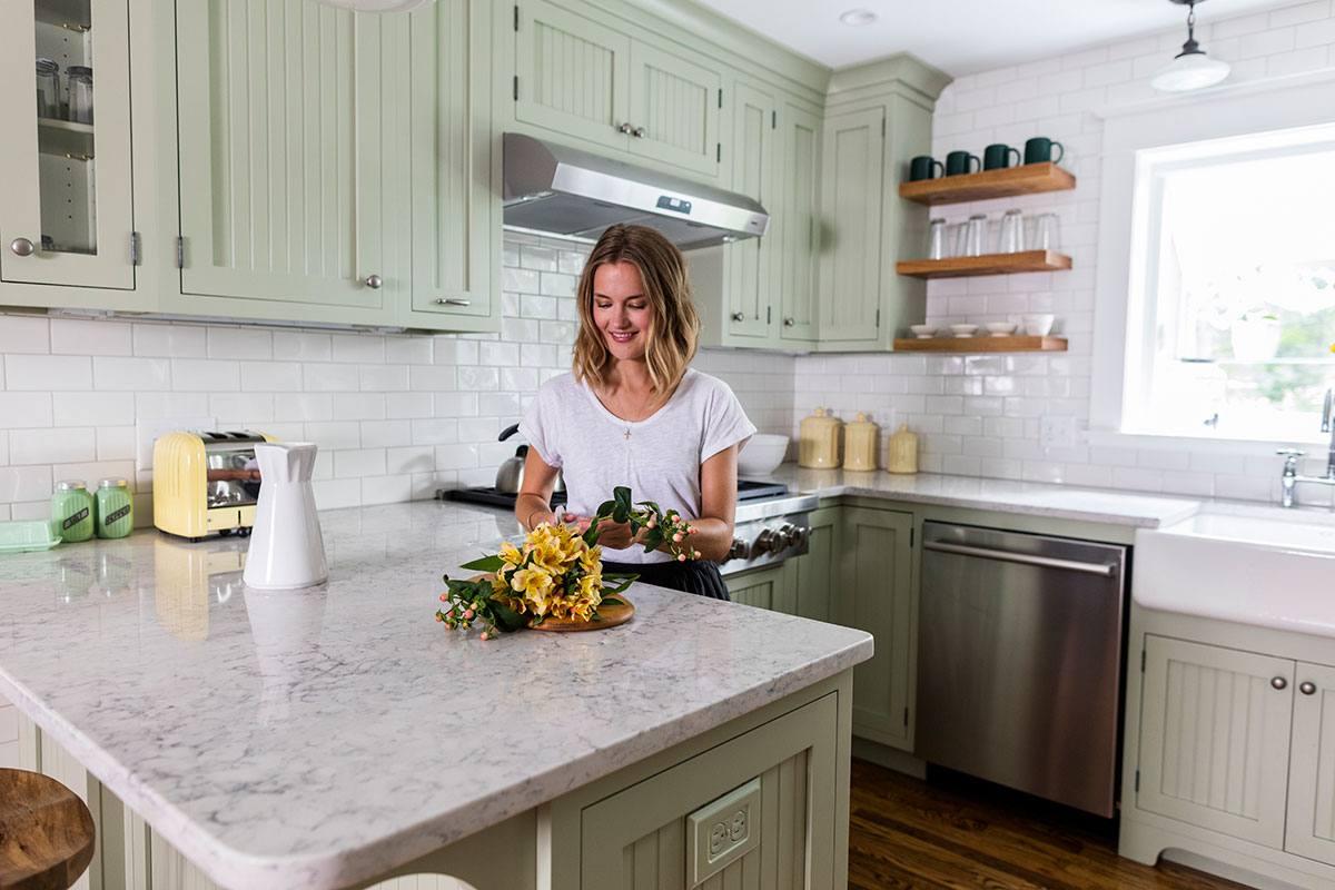 Modern Vintage Kitchen Bright Ideas By Martinec