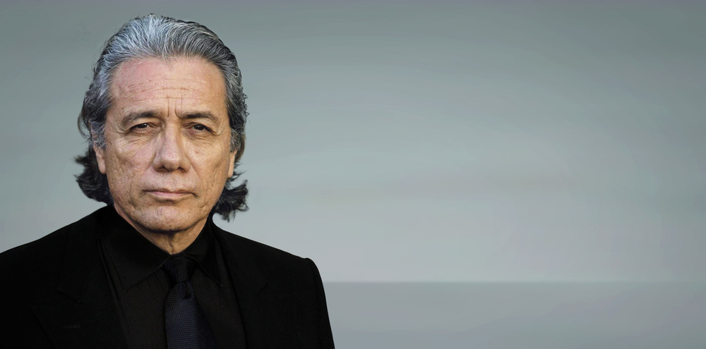 Edward James Olmos    Producer, Director, and Community Activist.