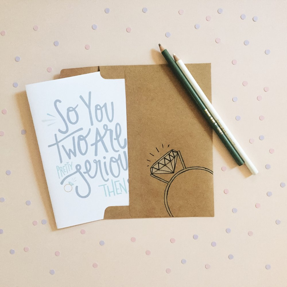 Card by Grain & Dot