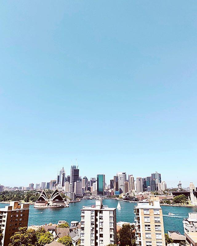I got that Sydney sparkle ✨