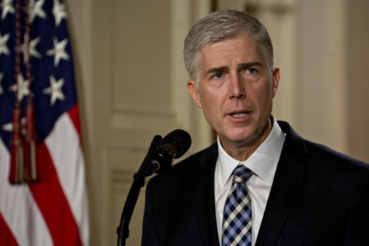 Gorsuch Will Protect Second Amendment