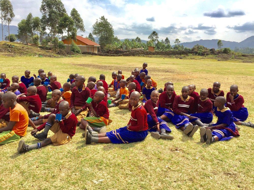 Muko HOPE Orphans at Murole