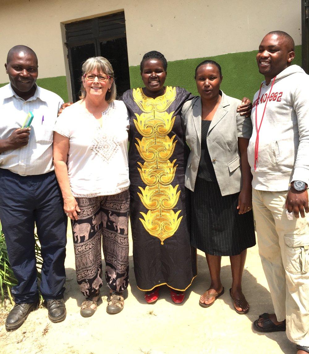 Josiah, Sue, Prossi MP, Generous, Guma