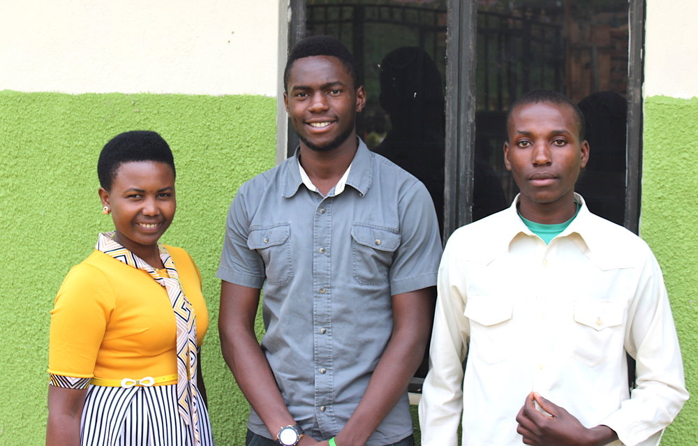 3 Maverick Scholars.JPG