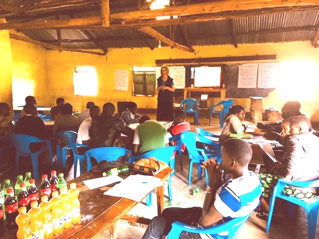 Second Day of Basic Mental Health Training at Muko High School