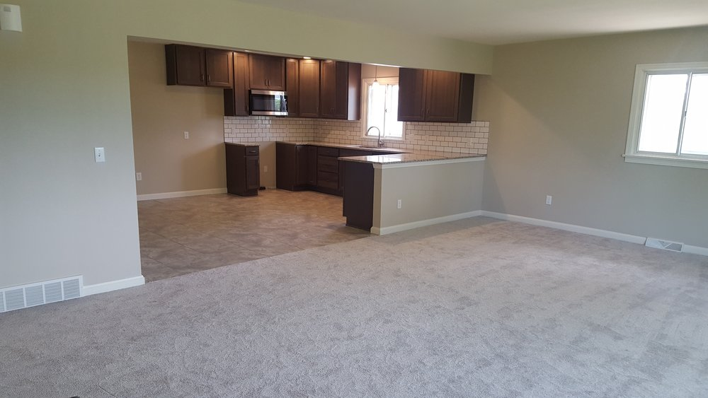 Erie County Kitchen Remodeling Fletcher Construction