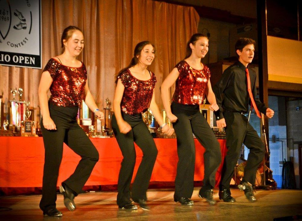 Image from Ontario Open Fiddle and Step Dance Contest Facebook Page