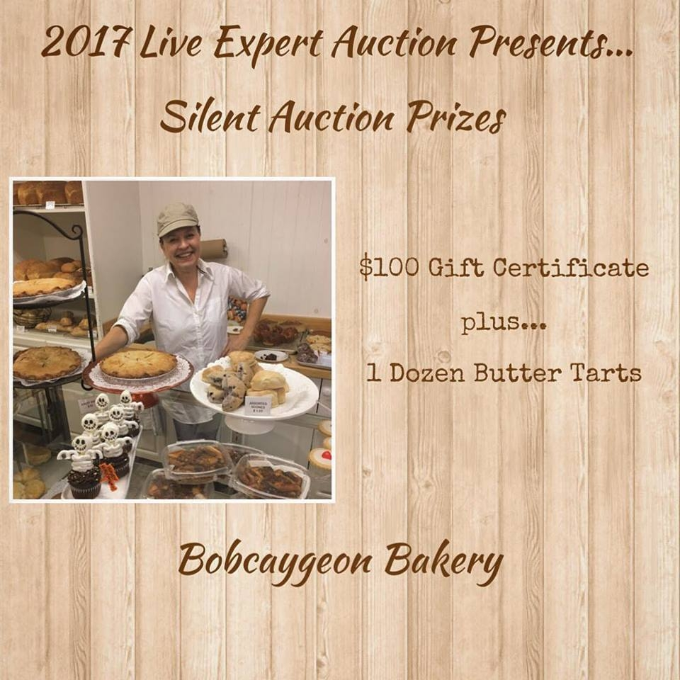 Live Auction -- Silent Auction -- Game Prizes + More