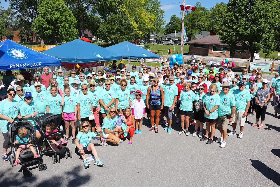 Bigley's Walk For The Cause- benefiting Kawartha North Walk In Clinics in Bobcaygeon & Fenelon Falls