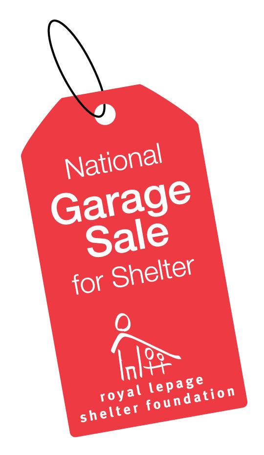 Royal LePage Shelter Foundation Yard Sale