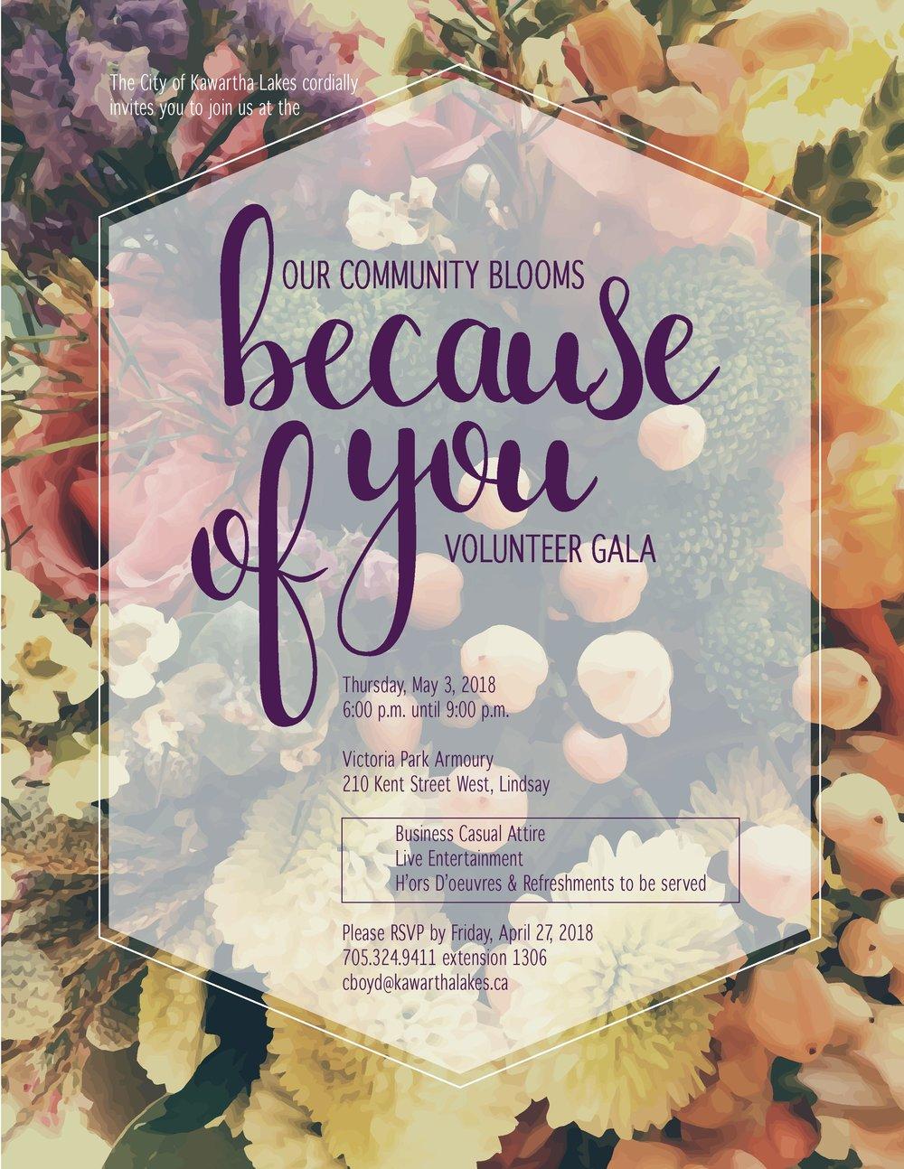 Our Community Blooms_Volunteer Gala