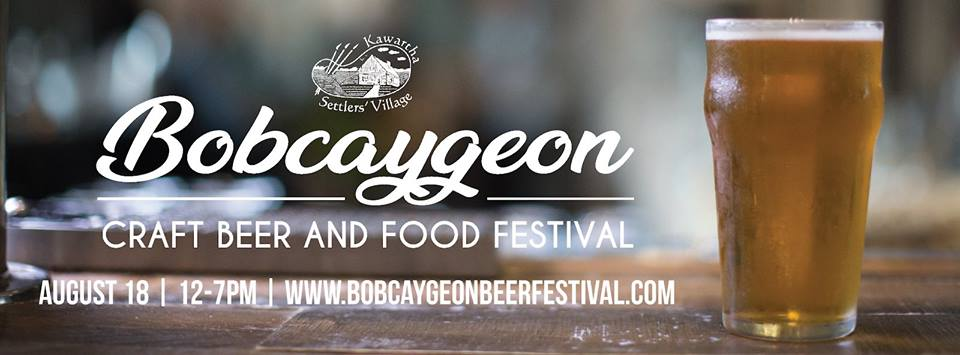 Bobcaygeon Craft Beer & Food Festival