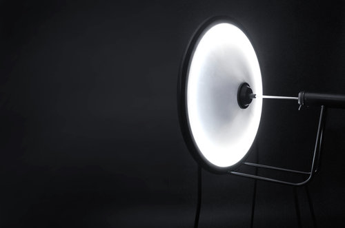 Black hole lamp design contest winner l a m p curve id