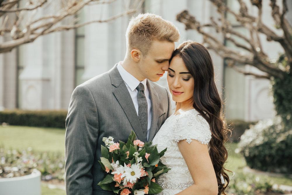 Sophia + Jacob | Bridals