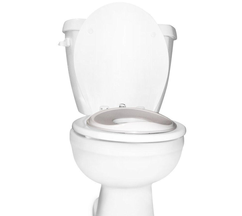 easy home toilet seat.  I Was Super Worried It Would Not Fit The Three Different Toilets In My Home Easy Access To Restroom Is Essential When Potty Training And ZOHZO Potty Training Seat Zohzo