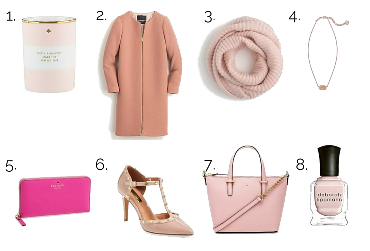 Gift guide for pink lover