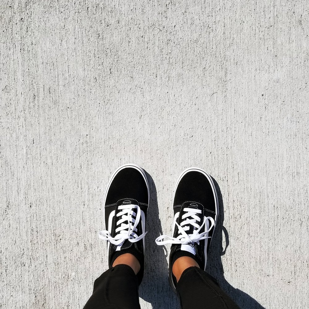 My Favorite Shoes : - Vans