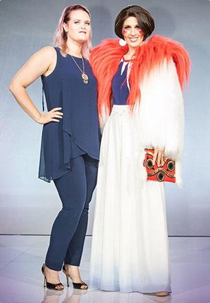 2017 Judge's Winner  Lindsay Meesak Orndorff    Leader of the Pack:  Princess Mononoke