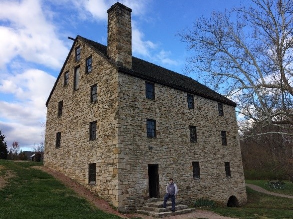 Mt. Vernon National Historic Site Gristmill and Distillery