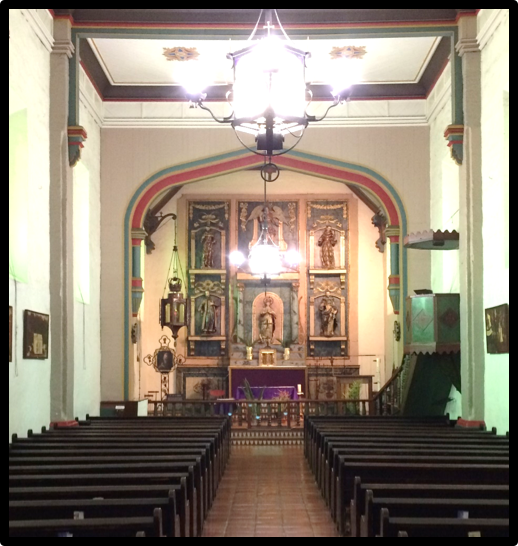 Mission San Gabriel Sanctuary