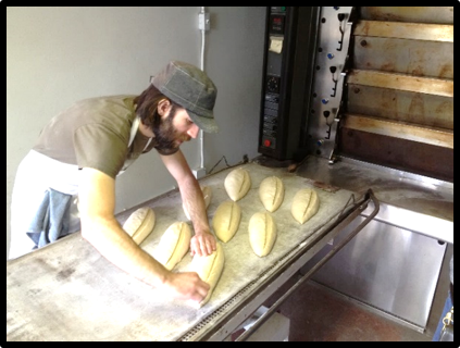 Legendary Spokane Baker-Chef Shaun Thompson-Duffy and his Culture Bread Treasures