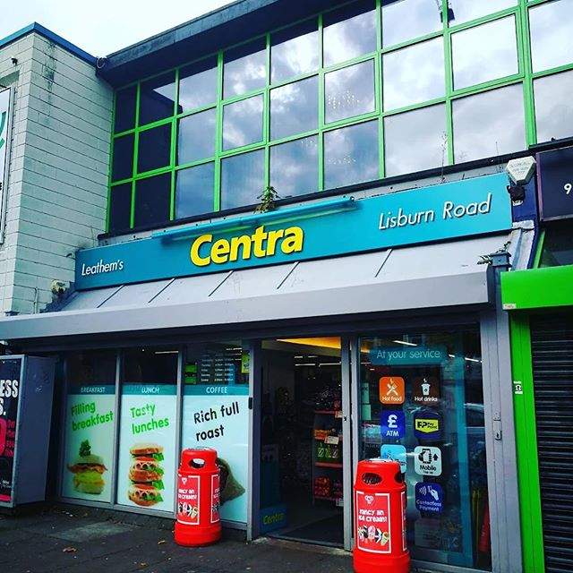 A new exciting location Leathem's Centra 133 lisburn road Belfast:-) Full range now available for you all to enjoy!