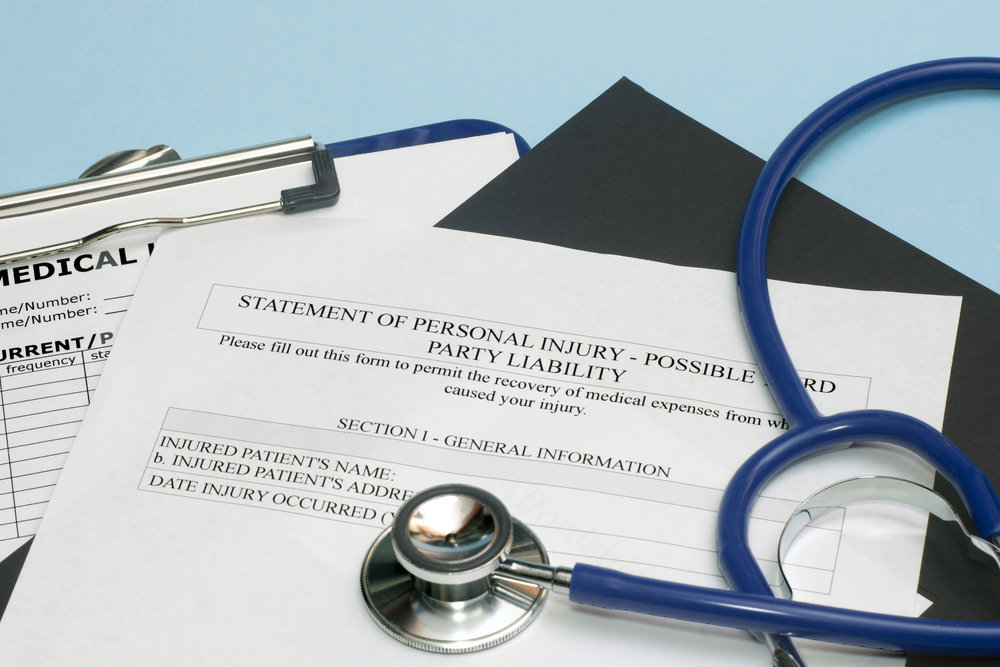 Personal Injury Form